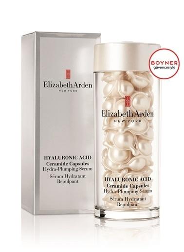 Elizabeth Arden Elizabeth Arden Hyaluronic Acid Ceramide Capsules Hydraplumping 60 Adet Nemlendiren Kapsül Serum Renksiz